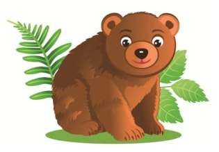 медведь по английски произношение