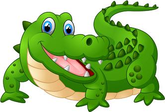 крокодил по английски произношение