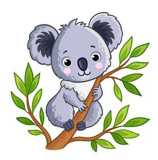 коала по английски произношение