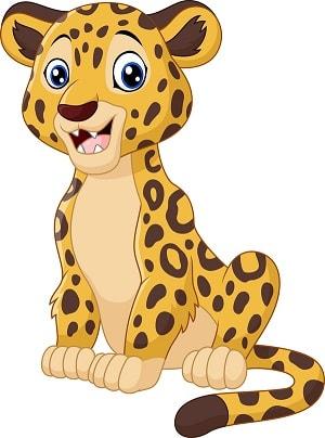 леопард по английски произношение
