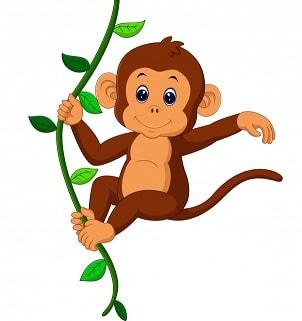 обезьяна по английски произношение