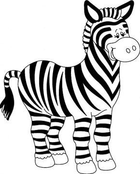 зебра по английски произношение