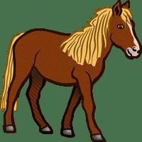 лошадь по английски произношение