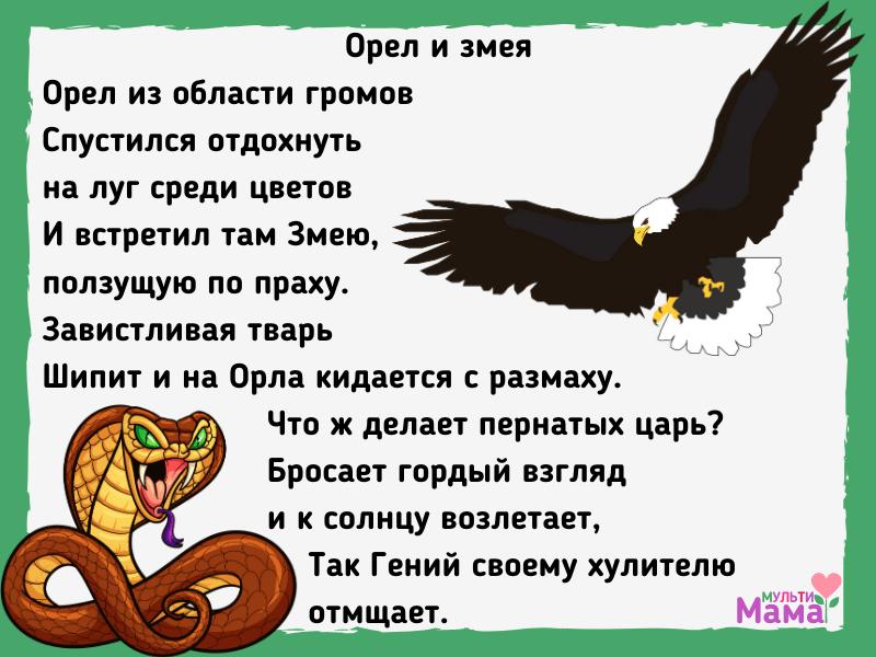 басни дмитриева